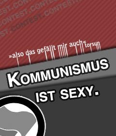 sexy kommunismus